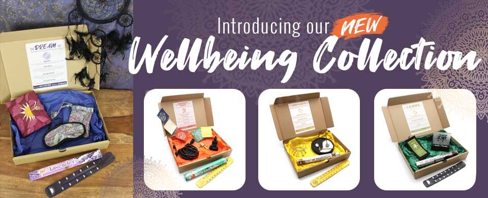 Wellbeing packs now in stock