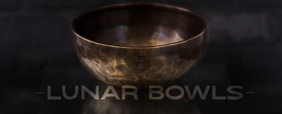 Special Full Moon Singing Bowls