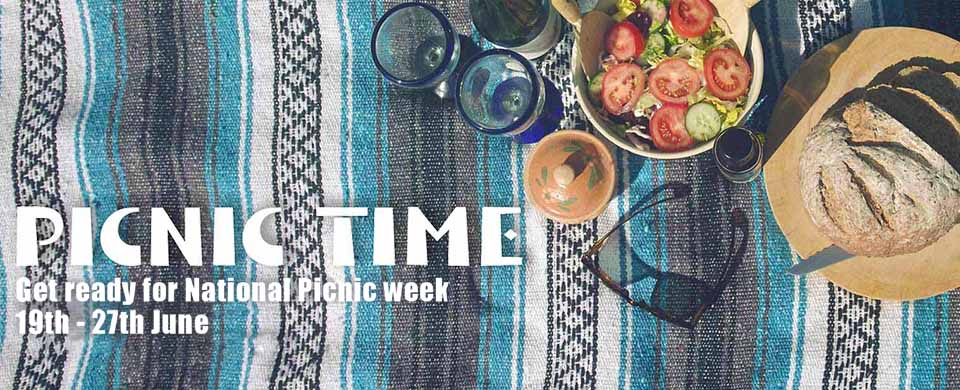 Be picnic-ready!