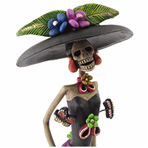 La Calavera Catrina - A Mexican Icon