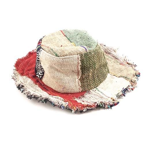 Hemp Patch Sun Hat