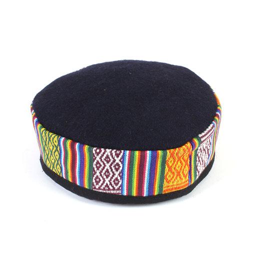 Wool Smoking Cap
