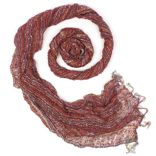 Indian Loose Weave Scarf