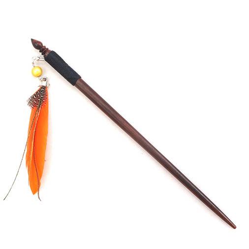 Feather Thai Hair Stick