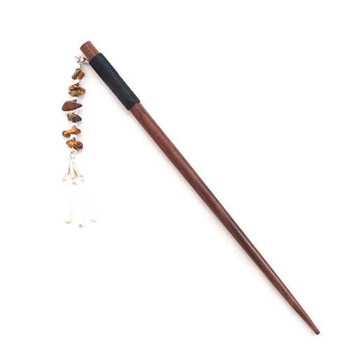 Gemstone Thai Hair Stick