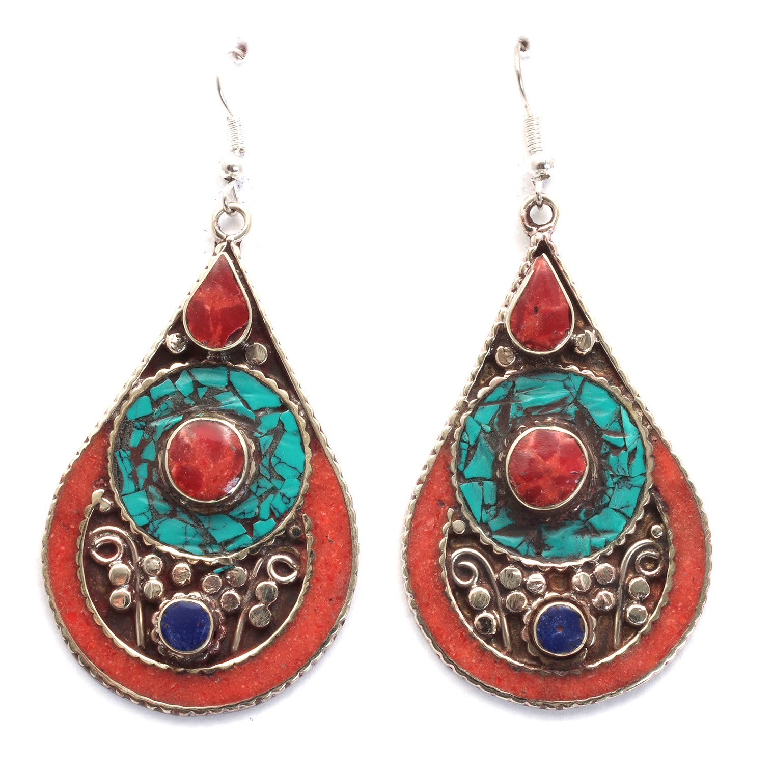 Elegant Tear Drop Earrings