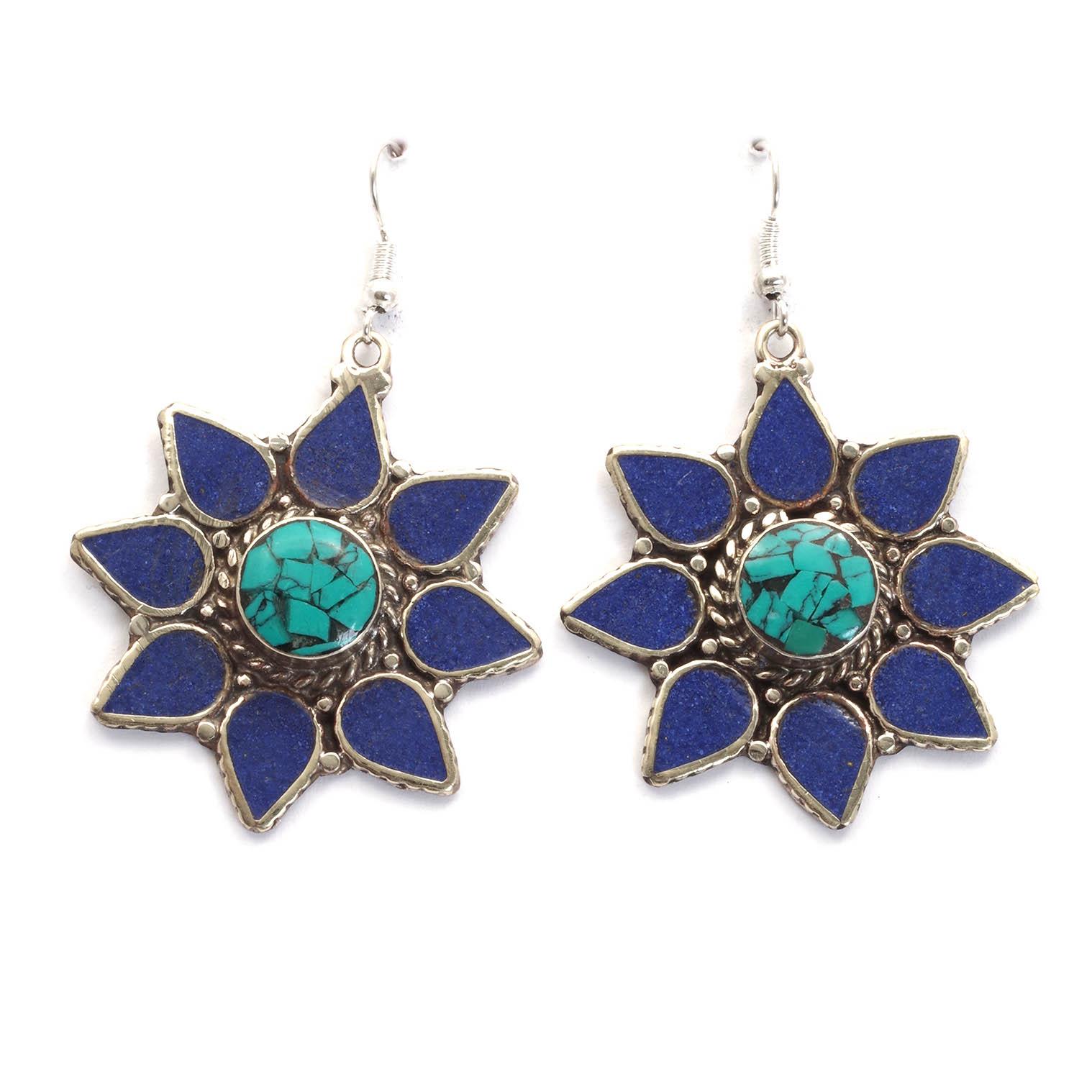 Shirisha Metal Earrings