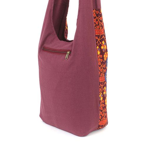 Indian Peacock Shoulder Bag