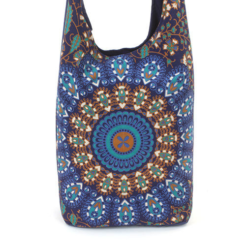 Indian Peacock Shoulder Bag