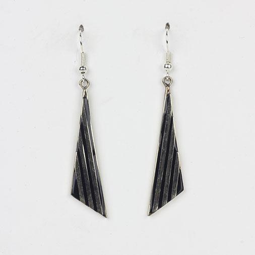 Alicia Triángulo Earrings