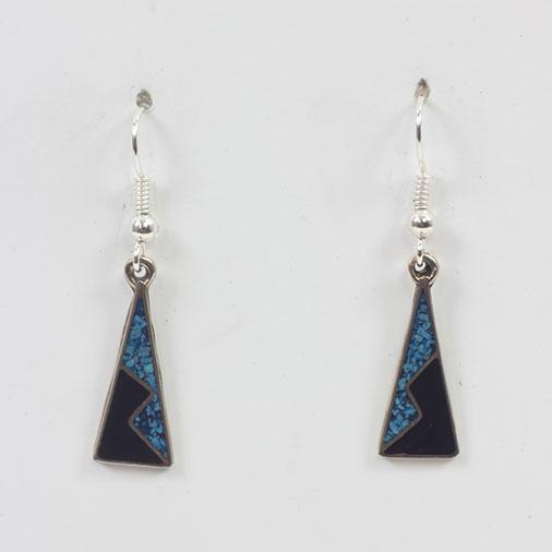 Azul Destello Earrings
