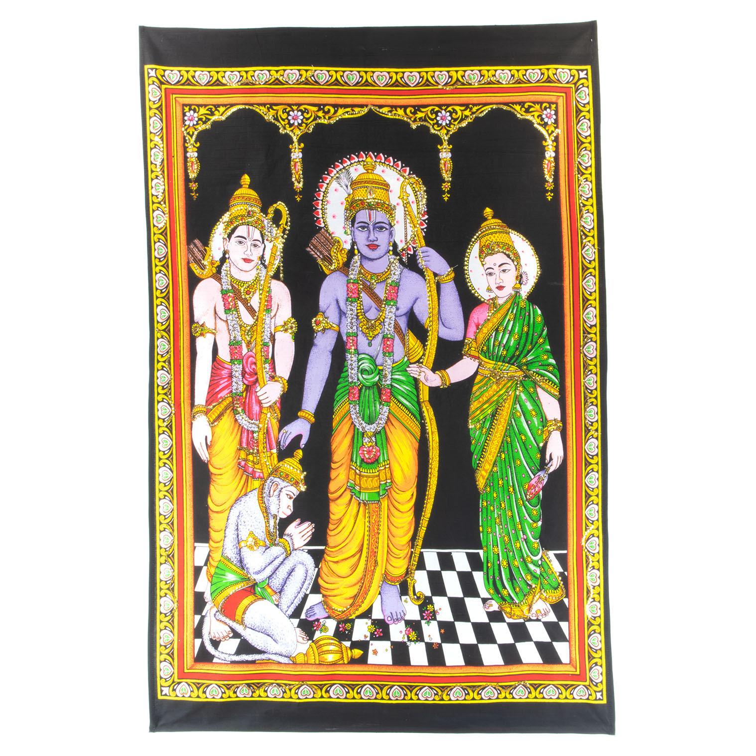 Ramayana Wall Hanging