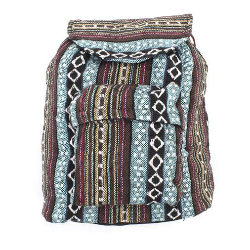 Thai Weave Backpack