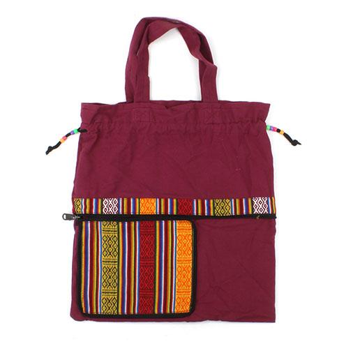 Fold Out Shopper Bag