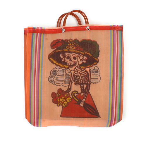 Reusable Mexican Shopping Bag