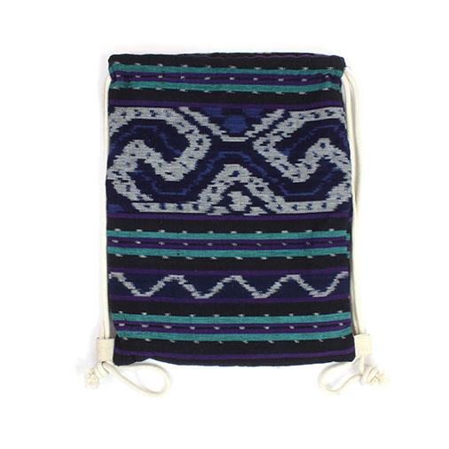 Ikat Weave Bag