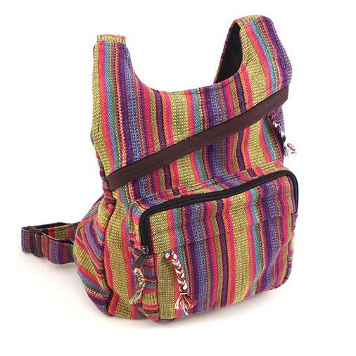 U Curve Gheri Backpack