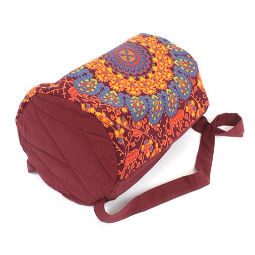Indian Peacock Duffel Bag