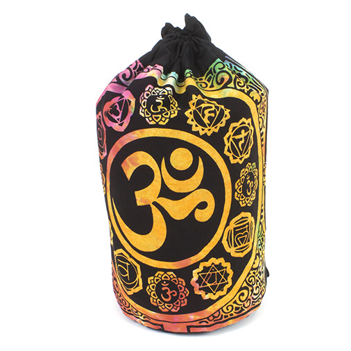 Indian Om Duffel Bag