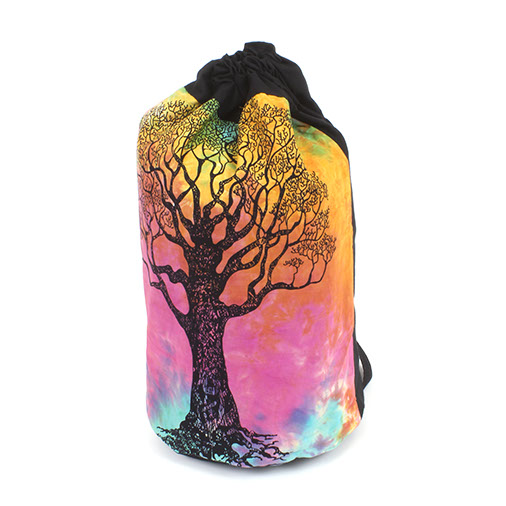 Indian Tree of Life Duffel Bag