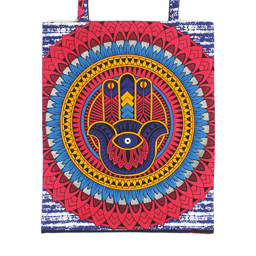 Hand of Fatima Tote Bag