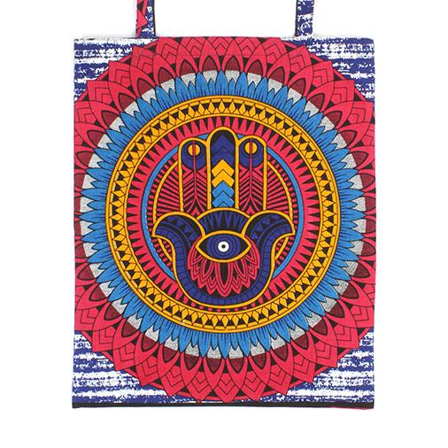 Hand of Fatima Tote Bag