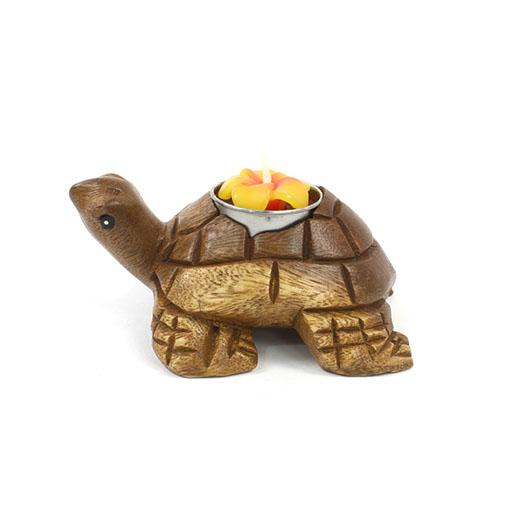 Tortoise T-Light Holder