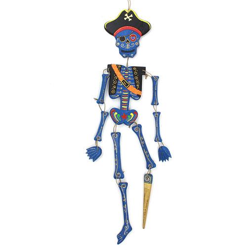 Candy Skull Pirate