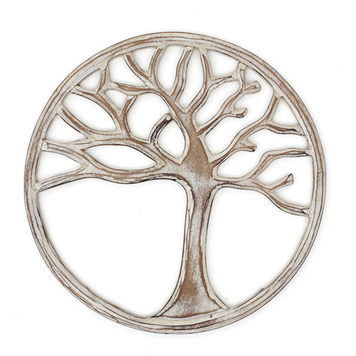 White Tree of Life Plaque