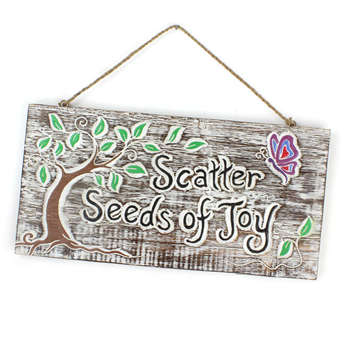 Scatter Seeds of Joy