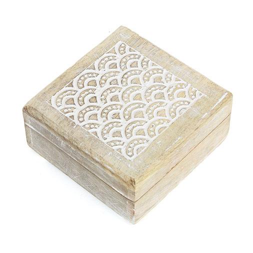 Sea Melody Mango Wood Box