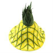 Felt Pineapple Hat
