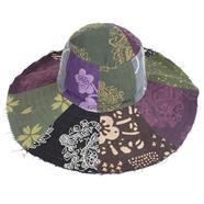 Thai Patch Sun Hat