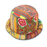 Hill Tribe Roll Hat