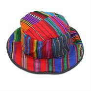 Guatemalan Colours Patch Hat