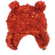 Soft Knit Bear Hat
