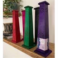 Colourful Standing Smoke Boxes