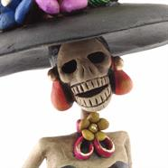 Large Catrina Ceramic No.1