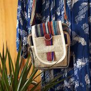 Hemp Patch Explorer Bag