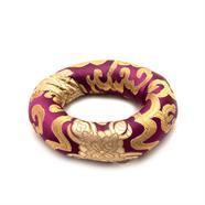 Doughnut Singing Bowl Cushion 17 Cm