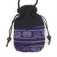 Hill Tribe Drawstring Pouch