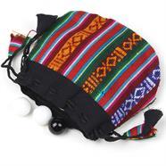 Tibetan Drawstring Pouch