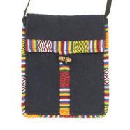 Woollen Passport Bag