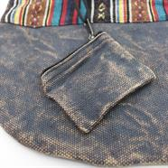 Heavy Cotton Stonewashed Bag
