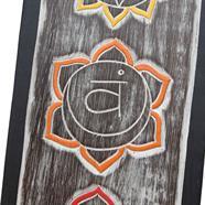 Long Chakra Plaque