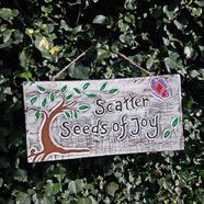 Scatter Seeds of Joy