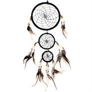 Triple Hoop Dreamcatcher