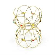 Folding Wire Mandala