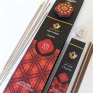 Root Chakra Organic Incense
