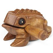 Medium Croaking Frog Guiro